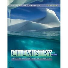 Chemistry for Today: General, Organic, and Biochemistry 9th Edition By Seager,