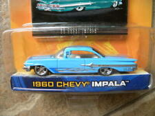1960 CHEVY IMPALA               2002 JADA TOYS DUB CITY OLD SKOOL  1:64 DIE-CAST