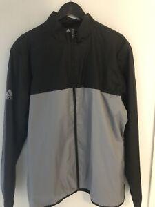 Adidas Climastorm Rain Jacket Mens Size L