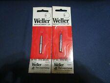 2 Nos Weller Ptd8 316 Screwdriver Tip For Tcptc201 Series Soldering Irons