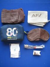 Air France - Wash/Amenity bag  with contents -  80th Anniversary 2013 -  UNUSED