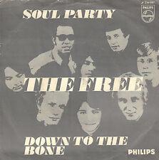 "FREE - Soul Party (1968 NEDERPOP/SOUL VINYL SINGLE 7"")"