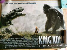 6 X Lot UK Cinema Quad Poster Rare Bulk Lot