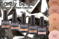 "Tammy Taylor -""Barely Beige Collection""  Soak off Gel color - 5 COLORS"