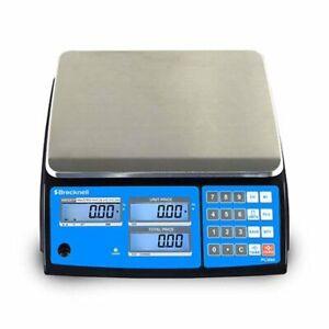 Brecknell  PC3060 Price computing Scale NTEP US & Canada,60 LBX0.02 LB,lb/kg/oz
