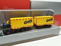 Mb SK <<< GEIS Cargo >>> 97616 Bad Neustadt -- WECHSELKOFFER-- HZG Werbemodell