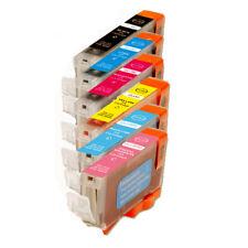 60 PK Ink Cartridges Compatible CLI-8 Pixma Photo iP6600D iP6700D