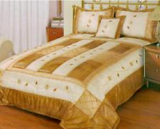 Tagesdecke Überwurf Bettdecke-Set 220x240 cm 4-Tlg.