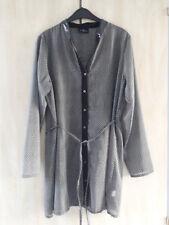 Long Bluse Tunika NEU Gina Benotti Gr. 46 schwarz weiß