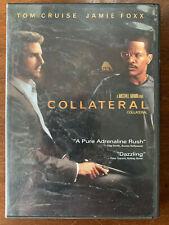 Collateral DVD 2004 Michael Mann Crime Movie Classic Region 1 2 Discs