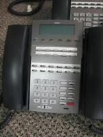 NEC DSX 22B Display Tel BK Phone 1090020 DX7NA-22BTXH GOOD LCD - 1 Year Warranty