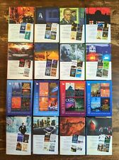 Readers Digest Select Editions Bulk Lot x 16 All Hardcover w Dust Jacket 2000-09