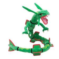 """Rayquaza Pokemon Go Plush Toy Dragon Snake Ferocious Stuffed Animal Doll 32"""""""