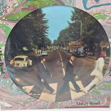 The Beatles Abbey Road WAS Sealed Ltd Edition Picture Disc Capitol #SEAX 11900