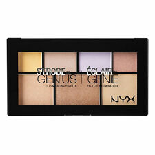 NYX Strobe of Genius Illuminating Palette - Highlighters **BRAND NEW & SEALED**