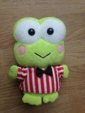 Hello Kitty Keroppi Frog Soft Toy Green Frog