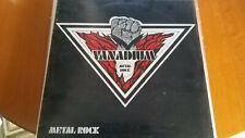 VANADIUM LP METAL ROCK 1982 FIRST PRESSING MADE IN ITALY