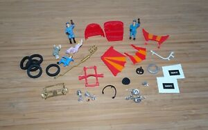 Corgi 266 Chitty Chitty Bang Bang Reproduction Parts - Choose from List