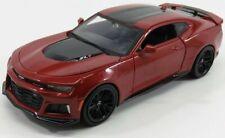 Chevrolet Camaro Zl1 Coupe 2017 Scala 1/24 Maisto 31512r modellismo