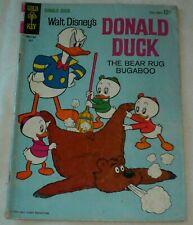 Vintage 1964 Gold Key No. 95 Donald Duck Comic Book