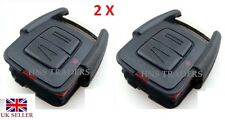 2 PACK 2 Button Remote Key Fob Case For Vauxhall Opel Astra Vectra Zafira UK A59