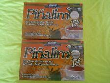 2 x PIÑALIM TEA GN+VIDA PIÑALIM TÉ (2 Boxes)
