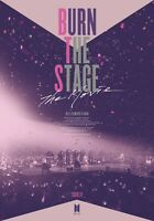 BTS (Burn The Stage: The Movie 2018) DVD, English Subtitle ~ All Region ~
