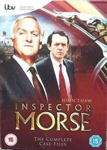 Inspector Morse Season 1 to 12 (DVD, 2000)