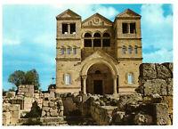 Mount Tabor, Basilica of Transfiguration, Galilee Israel Palestine Rare Postcard