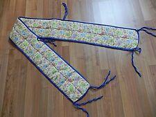 Baby Bett Ausstattung  Nestchen Bettschlange Babybett Ausstattung