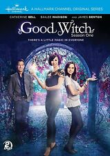 THE GOOD WITCH: SEASON 1 DVD - COMPLETE FIRST SEASON [2 DISCS] - NEW - HALLMARK