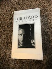 Die Hard Collection (Vhs, 1996, 3-Tape Set)