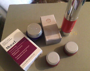 Skin Care Bundle Murad L'occitane Augustinus Bader Sk 11 Harley Street