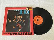 THE ID BIG-TIME OPERATORS JEFF ST JOHN BEAT PSYCH GARAGE CALENDAR AUSTRALIAN LP