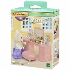 Sylvanian Families COSMETIC BEAUTY SHOP TS-09 Town Series Epoch Calico Critters