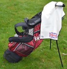 Limited Edition United Kingdom Club Glove Caddy Towel