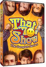 THAT 70s SHOW Box Set DVD Complete Season Series 1 2 3 4 5 6 7 8 70's 1-8 NEW