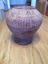 Vase, schwer, Keramik, Steingut, Bodenvase, Blumenvase