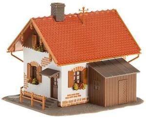 FALLER 120130 Bahnwaerterhaus 100 x 92 X 84 MM New Boxed