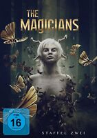THE MAGICIANS-STAFFEL 2 -    DVD NEU