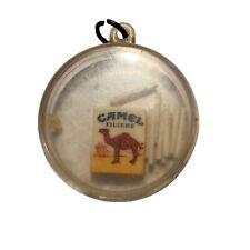 Joe Camel Cigarette Pack Original Keychain