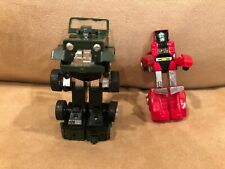 VINTAGE 1980-1983 Transformers robots VINTAGE TOY LOT
