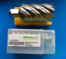 Wodex 1 x Carotatrice HSS / Nucleo Trapano 38 x 55 Mm