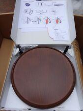 NEUER Stressless Swingtisch in Originalverpackung, braun gebeizt