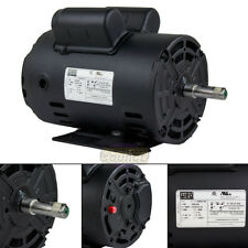 3 HP Horse Power Single Phase Weg Heavy Duty Electric Compressor Motor 10698252