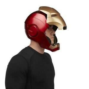 Electronic Helmet Marvel Legends Iron Man 🔥