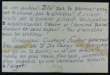 Pierre LOUYS autographe sur le DICTIONNAIRE de la LANGUE VERTE