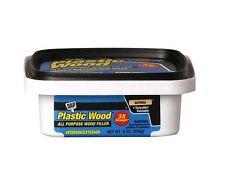 Dap 08135 8 oz. Latex All-purpose Plastic Wood Filler, Natural