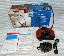 Sennheiser Direct Ear Set 810 Wireless TV Listening Aid Infrared Headphone