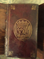Livres anciens et de collection en jusqu 'au xviième siècle, sur un ancien régime (xvie-xviiie)